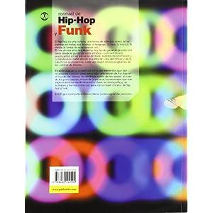 MANUAL DE HIP-HOP Y FUNK (Color) - Libro+CD - (Deportes)