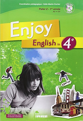 Enjoy English in 4e (1CD audio)