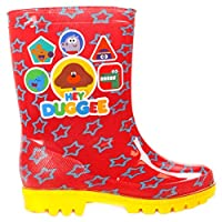 laylawson Kids Hey Duggee Playtime Wellington Boots