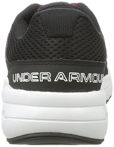 Under Armour UA W Dash RN 2, Scarpe Running Donna Nero (Black)