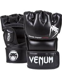 Venum Impact - Guantes MMA, color negro, talla S