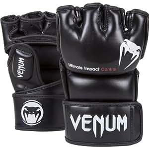 Venum Impact Gants de MMA Noir S