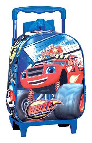 Blaze and the monster machines - KinderTrolleyRucksack