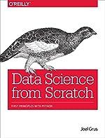 Data Science from Scratch de Joel Grus