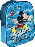 Star Licensing 48551 Disney Michy Zainetto per Bambini, 29 cm, Multicolore