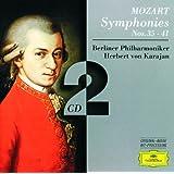 Mozart, W.A.: Symphonies Nos.35 - 41 (2 CD's)