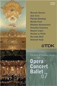 Various Artists - Opera Concert Ballet (NTSC)