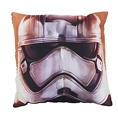 Star Wars-The Clone Wars Darth Vader Jedi Yoda Boys Pillow - black produced by Star Wars - quick delivery from UK.