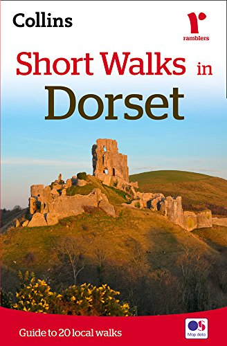 Short Walks in Dorset Cover Image