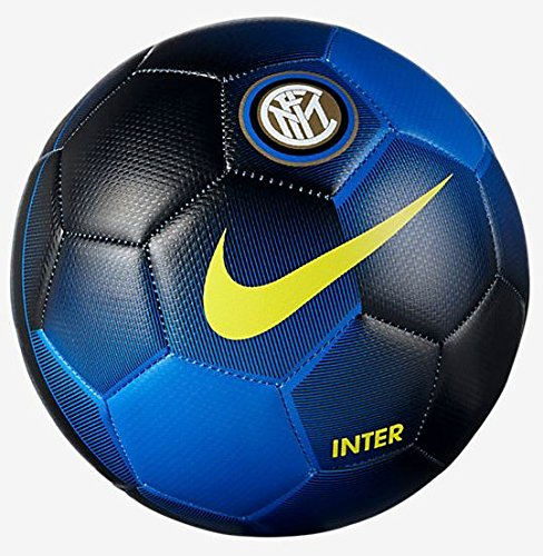 Nike Prestige-Inter Milan Pallone da Calcio, Royal Blue/Nero/Opti Yellow, 5
