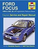 Ford Focus Petrol & Diesel (98-01) Haynes Repair Manual