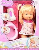 Nenuco de Famosa 700014961 Babypuppe, Rosa