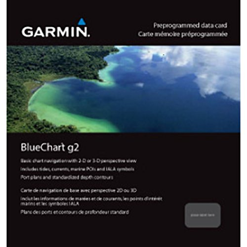 Garmin 010-C1103-20 microSD/SD Karte HEU060R- Binnengewässer Deutschland (Garmin Gps-see)