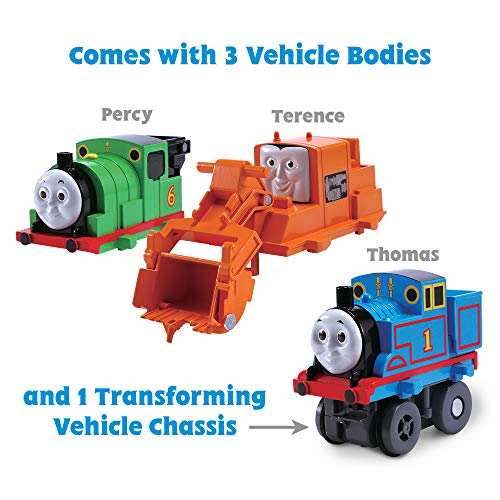 Thomas & Friends Big Loader T14000 Sodor island delivery set