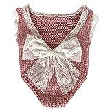 Ssowun Neugeborene Fotografie Kostüm,Baby Wrap Photo Prop Stricken Kostüm Newborn Fotoshooting...