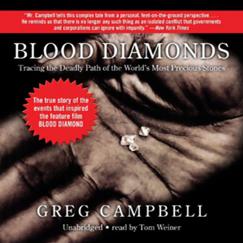 Blood Diamonds  Audiolibri