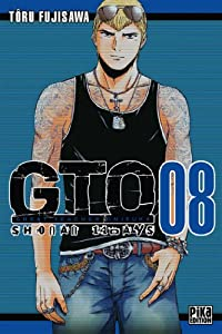 GTO Shonan 14 days Edition simple Tome 8