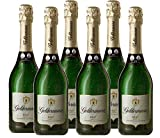 Geldermann Brut Sekt (6 x 0,75l) - Traditionelle Flaschengärung