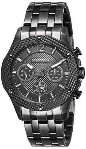 51xTX5z23NL - Giordano 1769 44 Grey Mens watch