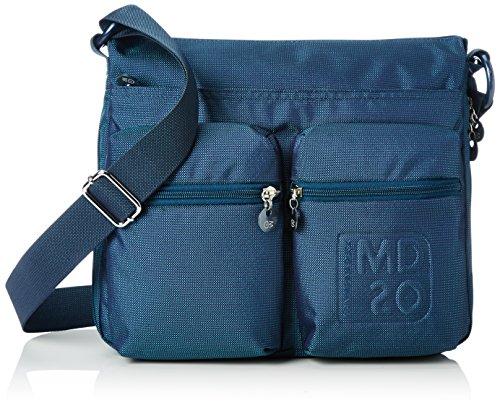 mandarina-duck-damen-md20-minuteria-umhangetaschen-blau-blueberry-495-15x2x10-cm
