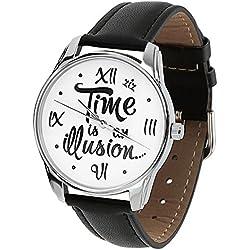 Zeigt originelle-Time is Jahr illlusion