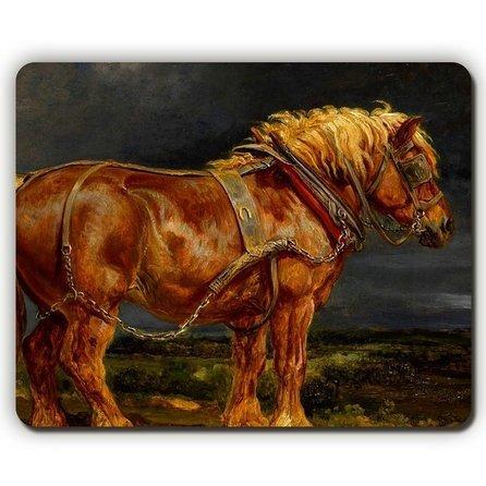 Yanteng die Hohe Qualität der Pferde mit der Maus - Pads, Maroon, Wolken, Spiel - Büro - Mousepad (Spiel Maroon)