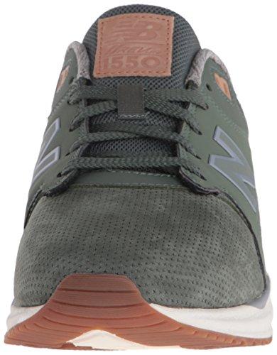 New Balance Nbml1550aj, Scarpe da Atletica Uomo Verde (Slate Green)