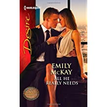 All He Really Needs by Emily McKay (2013-02-05)