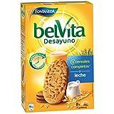Bel Vita Desayuno - Galleta de Cereales con Leche, 400 g