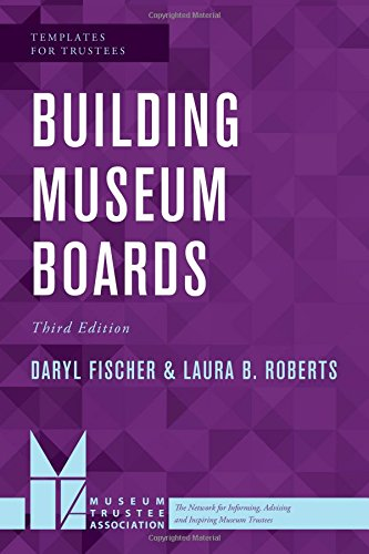 Building Museum Boards (Templates for Trustees, Band 1) (Museum Board)