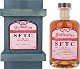 Edradour Ballechin SFTC 13 Years Old Port Cask Matured in Holzkiste Whisky 54.2% vol (1 x 0.5 l)
