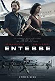 Entebbe [DVD] [2018]