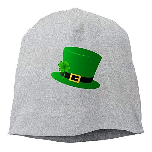 MLNHY St. Patrick's Day Hat Winter Beanie Skull Cap Warm Knit Ski Slouchy Hat Durable