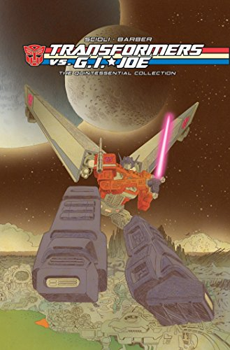 Transformers vs G.I. Joe: The Quintessential Collection (Gi Joe Classic Idw)