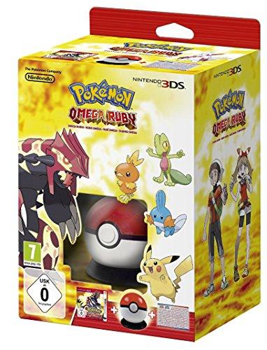 Pokémon: Omega Rubin ( inkl. Pokéball-Cardcase + Pokédex-Poster ) (Hildebrandt Poster)