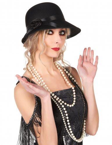 Chapeau Charleston année 20 Femme - Taille Unique