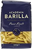 Barilla Pasta Nudeln Academia Penne Rigate, 12er Pack (12 x 500g)
