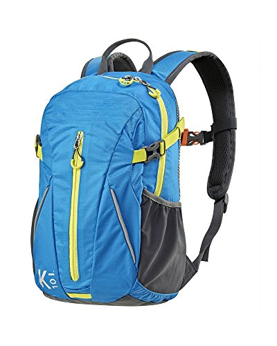 Bsa-rucksack (BSA Gear K 10Rucksack Trekking 10L, Blue)