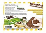 natürliches Terrariensubstrat lose im Beutel- trocken und streufähig – 100% reine Kokoserde als Kokoseinstreu Bodengrund Kokossubstrat - 3