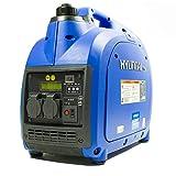 Hyundai HY2000Si Portable Petrol Inverter Generator, 2 kW