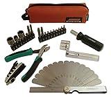 Cruz Tools GTSH1 Trousse compacte multi outils pour Guitare