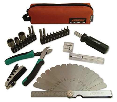 Cruztools gtsh1 Kompaktes Groove Tech Kit (Bass-setup-kit)