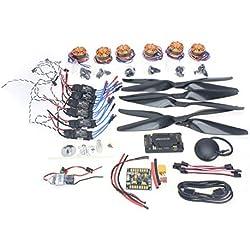 Z-Standby RC Drone UAV Nécessité DIY kits 700KV moteur 30A ESC 1555 Props APM2.8 GPS pour 680-700 6-Aix RC Drone Quadcopter Hexacopter Multi-Rotor Aircraft