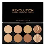 Makeup Revolution All About Bronze Contouring Palette
