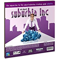 Bezier Games Suburbia Inc Expansion Board Game by Bezier Games