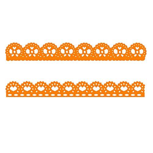 (VECDY Inneneinrichtung Schablone,Räumungsverkauf-Metall Stanzformen Schablonen für DIY Scrapbooking Fotoalbum Papierkarte Geschenk Home Dekoration Schimmel (C))