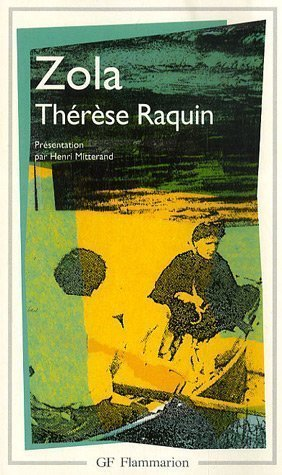 Therese Raquin (Garnier-Flammarion) (French Edition) by Emile Zola (1993-11-10)