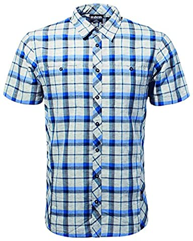 Sherpa Adventure Gear Men Gandaki Short Sleeve Top, Rathee, Small