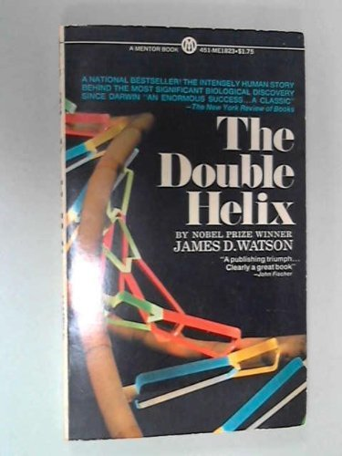 The Double Helix by James D. Watson (1969-02-01) (James Watson D)