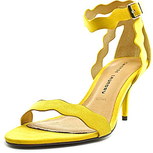 Chinese Laundry Rosie Donna US 7.5 Giallo Tacchi